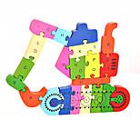 Пазлы Набор для творчества Строительные блоки Игрушки своими руками Экскаватор