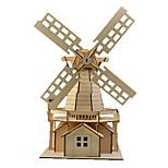 Quebra-cabeças Quebra-Cabeças 3D Blocos de construção Brinquedos Faça Você Mesmo Carro Madeira Modelo e Blocos de Construção