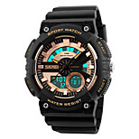 SKMEI® 1235  Men's Woman Watch Outdoor Sports Multi - Function Watch Waterproof Sports Electronic Watches 50 Meters Waterproof