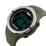 SKMEI® 1209  Men's Woman Watch Outdoor Sports Multi - Function Watch Waterproof Sports Electronic Watches 50 Meters Waterproof