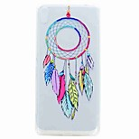 For Sony XA Ultra X COMPACT Case Cover Translucent Pattern Back Cover Case Dream Catcher Soft TPU for Sony Xperia C6 XA E5 X PERFOR