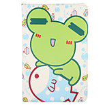 For Apple iPad (2017) Pro 9.7'' Case Cover with Stand Flip Pattern Full Body Case Cartoon  Hard PU Leather  Air 2 Air ipad2 3 4 mini1 2 3/4