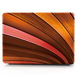 MacBook Herbst für MacBook Holzmaserung Polycarbonat Stoff