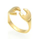 Жен. Для пары Классические кольца Массивные кольца КольцоУникальный дизайн Геометрический Двойной слой Мода Винтаж По заказу покупателя