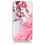 For  Huawei P10 P9 Lite Case Cover Marble Pattern TPU Material IMD Craft Phone Case P8 Lite (2017)
