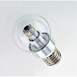 3W LED Globe Bulbs 25 SMD 2835 450 lm Warm White /White AC 220-240 V