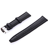 20mm for Huawei Watch Series 2 Watchbands Retro Genuine Leather Soft Watch Band