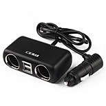 MEIDI Cat Fast Charge Other 2 USB Ports Charger Only DC 5V/2.4A