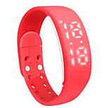 W2 intelligente braccialetto 3 d più passaggi implementare i test di temperatura in tempo reale hanno mostrato sonno monitoraggio calorie