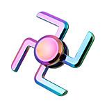 Fidget spinners Hilandero de mano Peonza Juguetes Juguetes EDCAlivio del estrés y la ansiedad Juguete del foco Juguetes de oficina Alivia