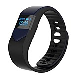 Smart-Armband Verbrannte Kalorien Schrittzähler Sport Herzschlagmonitor Distanz Messung Information Nachrichtensteuerung Schlaf-Tracker