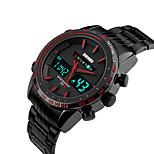 Smart watch Resistente all'acqua Long Standby Sportivo Multiuso Cronometro Allarme sveglia Cronografo Calendario Due fusi orari OtherNo