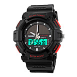 SKMEI® 1058  Men's Woman Solar ElectronicWatches Outdoor Sports Waterproof Sports Electronic Watches 50 Meters Waterproof