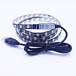 12W  RGB Strip Lights lm USB  DC5V  1M 60 leds