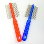 Crystal Pet Cat Dog Comb Beauty Brush Dog Supplies Pet Needle Comb Pet Products