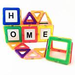 Магнитные игрушки Куски М.М. Избавляет от стресса Набор для творчества Магнитные игрушки Конструкторы 3D пазлы Обучающая игрушка Игрушки