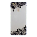 For Huawei P10 Lite P10 Case Cover Pattern Back Cover Case Lace Printing Soft TPU