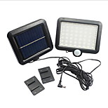 56 Solar Body Sensor LED Wall Lamp