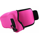 Dengpin Neoprene Soft Camera Protective Case Bag Pouch for Canon EOS M3 (Assorted Colors)