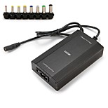 Laptop Power Adapter Universal 100W With EU Plug Power Cable