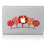 For MacBook Air 11 13/Pro13 15/Pro With Retina13 15/MacBook12 Color Trees Decorative Skin Sticker