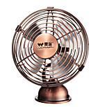 Вентилятор Вертикальный дизайн Прохладный и освежающий Тихий и немой Регулирование скорости ветра Встряхивание головы USB
