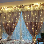 0.5W String Lights 3 *2m 240 leds Warm White White