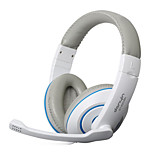 Super Bass Headband Headset Headphone with Microphone