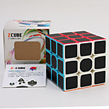 Rubik's Cube Smooth Speed Cube Magic Cube 3D Puzzles Educational Toy Jigsaw Puzzle Smooth Sticker Anti-pop Adjustable springPlastic