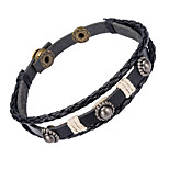 Women's Men's Leather Bracelet Jewelry Natural Fashion Leather Alloy Irregular Jewelry For Special Occasion Gift Sports 1pc