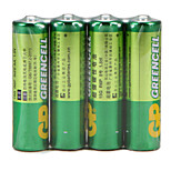 GP Green Cell Super Carbon Battery Rechargeable Battery 15G R6P Aa 1.5V