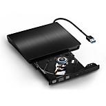 portátil fino rígido externo CD-RW DVD-R unidade de CD jogador de combinação queimador para pc notebook laptop