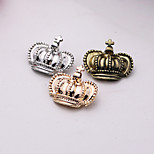Women's Men's Brooches Euramerican Fashion Vintage Alloy Crown Jewelry For Dailywear Casual Casual/Daily