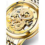 Муж. Взрослые Спортивные часы Армейские часы Нарядные часы Модные часы Наручные часы Часы-браслет Механические часы Повседневные часы
