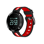 YYDM58 Men's Woman Smart Bracelet / SmartWatch / Healthy Heart Rate / Exercise Step / Fast Charge for IOS Android