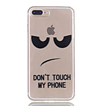For iPhone 7Plus 7 Phone Case TPU Material Eye Pattern Relief Phone Case 6s Plus 6Plus 6S 6 SE 5s 5