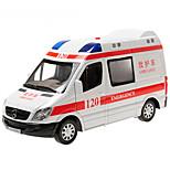 Toys Metal Alloy Ambulance Vehicle