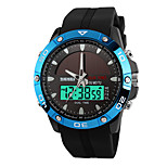 SKMEI® 1064  Men's Woman Solar ElectronicWatches Outdoor Sports Waterproof Sports Electronic Watches 50 Meters Waterproof
