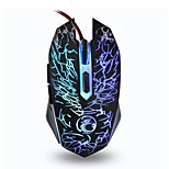 Wired Gaming Mouse USB Optical Computer Mouse 6 Buttons Professional Gamer Mouse For Laptops Desktops Ratones