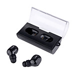 Tws- 320 bluetooth headset binaural stereo trådløse headset twin magnetiske headset android telefon æble