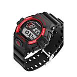 SANDA Męskie Sportowy Wojskowy Inteligentny zegarek Modny Zegarek na nadgarstek Japoński CyfroweLED Kalendarz Opaski fitness Stoper