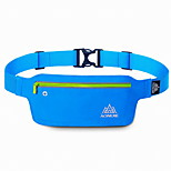 Multifunctional Tactel/Terylene MeshWaistpack Camping & Hiking Climbing Running Waterproof Rain-Proof Dust Proof Waist Bag