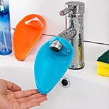 Silicone Material Children Hand Washing Water Guide