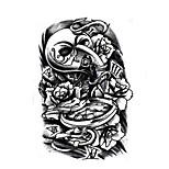 Тату с тотемомЖенский Мужской Подростки Вспышка татуировки Временные татуировки