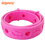 Fashion Small Pet Dog Collar New Style Dog Collar Prevention Of Fleas Footprint Style