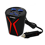 HYUNDAI Cat Fast Charge Other 3 USB Ports Charger Only DC 5V/3.1A