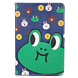 Case For Apple iPad Mini1 2 3 4 with Stand Flip Pattern Auto Sleep/Wake Up Full Body Case Cartoon Hard PU Leather