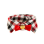 Dog Tie/Bow Tie Dog Clothes Fashion Casual/Daily British Blue Red