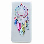 For Nokia 6 Case Cover Translucent Pattern Back Cover Case Dream Catcher TPU Soft TPU Case