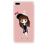 Чехол для iphone 7 7 плюс рисунок мультфильма tpu мягкая задняя крышка для iphone 6 плюс 6 с плюс iphone 5 se 5s 5c 4s
